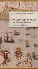 Book cover: Ortelius Atlas Maps