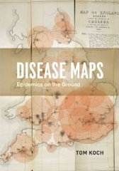 Book cover: Disease Maps