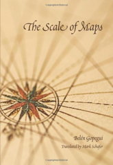 Book cover: The Scale of Maps